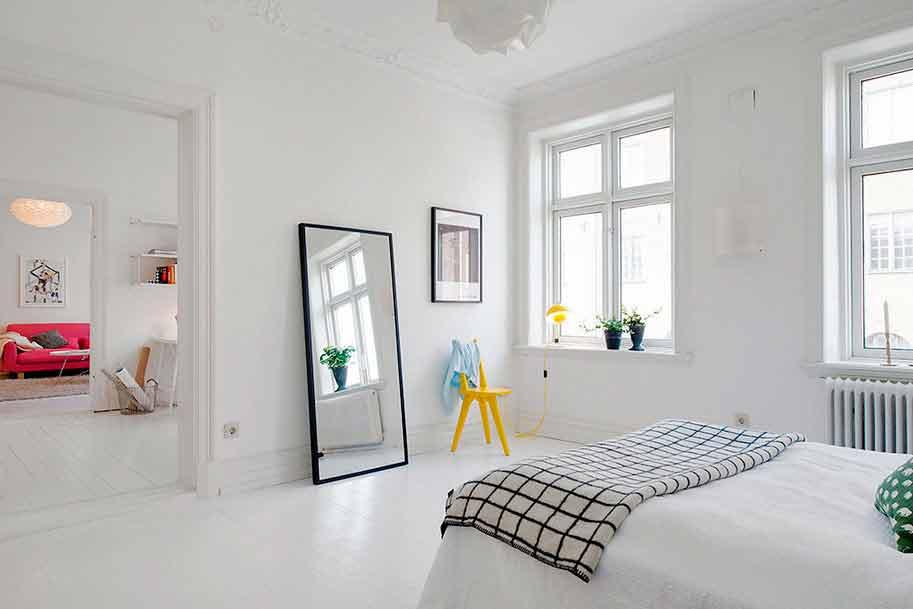 Espejos para habitaci n 5 tips para triunfar en la for Espejos decorativos para habitaciones