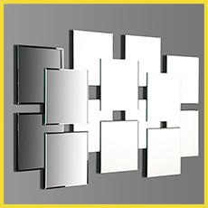 Espejos decorativos tienda online de espejos 2018 for Espejos de pared decorativos baratos