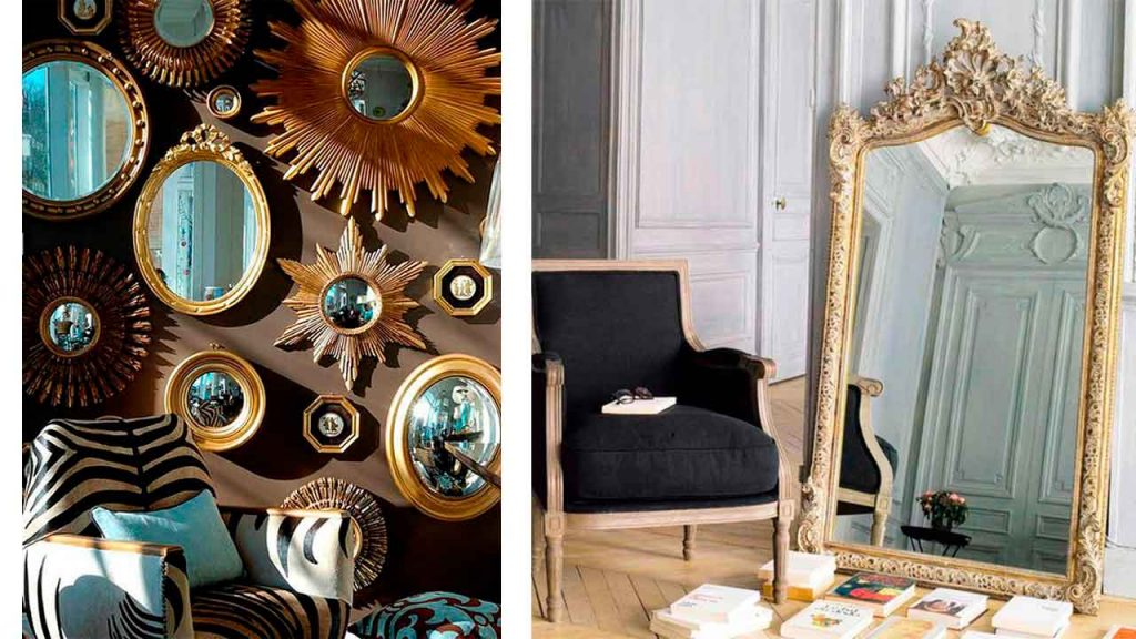 espejos decorativos baratos