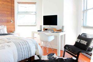 escritorio moderno dormitorio juvenil