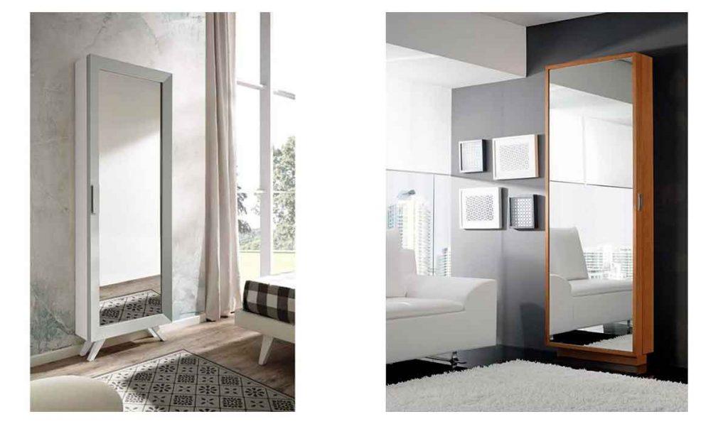 espejo moderno para habitacion vestidor