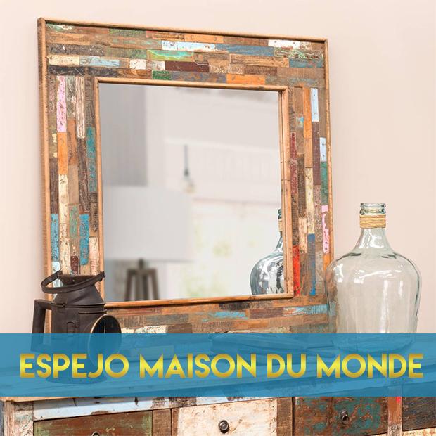 Espejo Maison du Monde